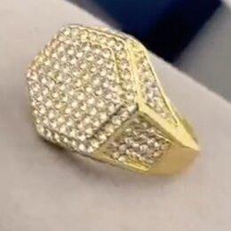 Кольца и перстни - Перстень мужской, 0