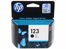 Картриджи - Картридж HP 123 (F6V17AE), 0