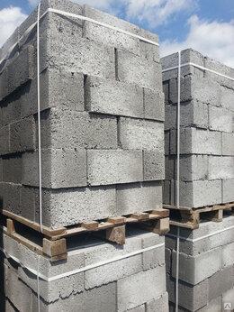 Строительные блоки - Керамзитоблоки усиленные, Шлакоблоки, Бетон, ФБС…, 0