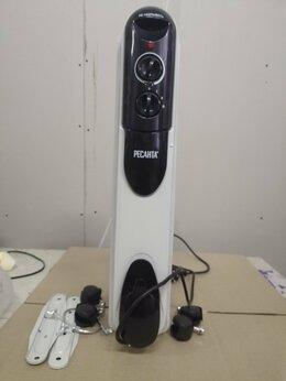 Обогреватели - Масляный радиатор напольный Ресанта омпт-7Н, 0