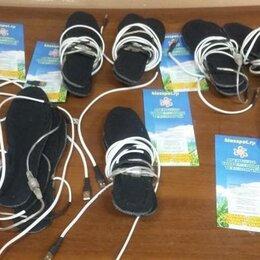 Стельки и шнурки - Стельки с подогревом Пингвин 001. 2 модификация, 0