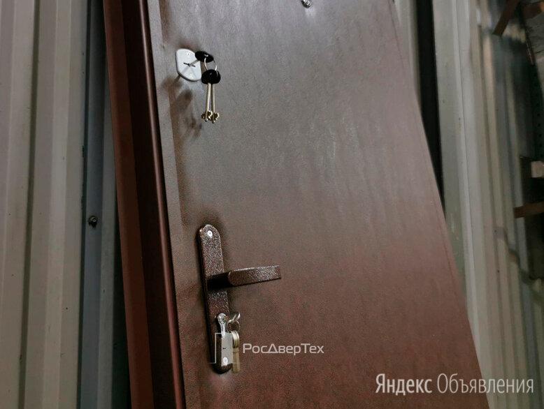 Дверь входная металлическая от завода по цене 8000₽ - Входные двери, фото 0