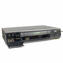 Видеомагнитофоны - Видеомагнитофон Hi-Fi VHS Panasonic NV-HD620, 0