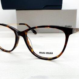 Очки и аксессуары - Женские очки Miu Miu / 533 очки дисконт, 0