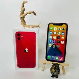 Мобильные телефоны - Apple iPhone 11 128Gb RED RU/A, 0