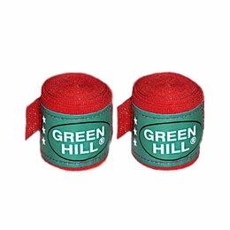 Аксессуары и принадлежности - Бинт боксерский Green Hill BC-6235a 2,5м х/б…, 0