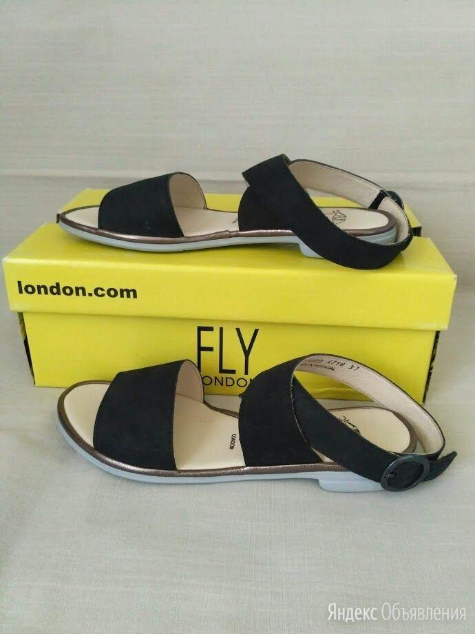 Босоножки Fly London, р 37, кожа, Португалия по цене 3900₽ - Босоножки, фото 0