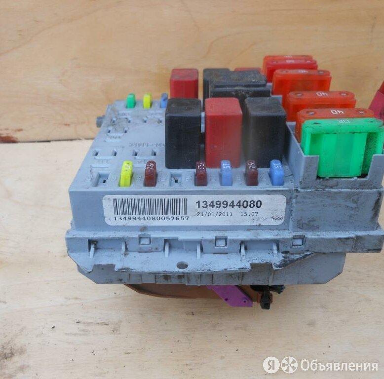 Блок предохранителей (под капотом) Ситроен Джампе по цене 4000₽ - Электрика и свет, фото 0