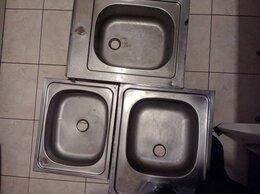 Кухонные мойки - Мойки нержавейка, 0