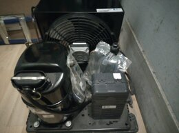 Холодильные машины - Холодильный агрегат TAJ 9513T MHR R22 /502,…, 0