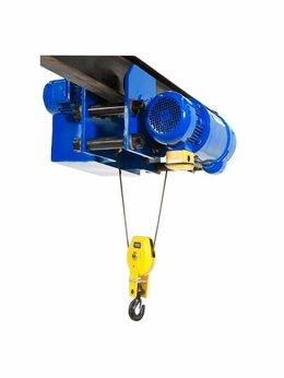 Грузоподъемное оборудование - Таль электрическая CDL1 г/п 5 т, в/п 6 м, с…, 0