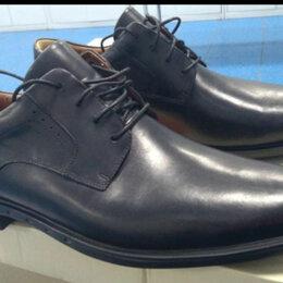 Туфли - ТУФЛИ CLARKS 48-49РАЗМЕР 33 сантиметра по стельке (US 15,UK14) АНГЛИ, 0