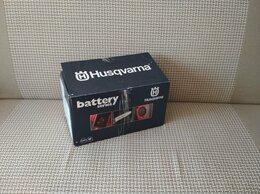 Электро- и бензопилы цепные - Husqvarna 436 LI Аккумуляторная цепная пила, 0