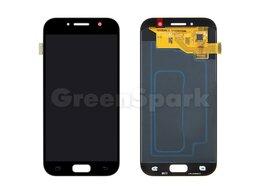 Дисплеи и тачскрины - Дисплей для Samsung A520F Galaxy A5 (2017) +…, 0