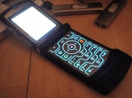 Мобильные телефоны - Раритетная модель motorola razr v3, 0