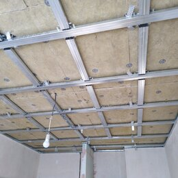 Архитектура, строительство и ремонт - Шумоизоляция потолка, 0