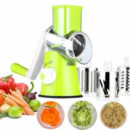 Кухонные комбайны и измельчители - Мультислайсер для овощей и фруктов Kitchen Master, 0