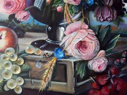 """Картины, постеры, гобелены, панно - """"Розовый натюрморт"""" художник Виорика Нови , 0"""