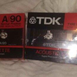 Музыкальные CD и аудиокассеты - Tdk A 90 винтаж аудио кассеты пустые аудиокассет, 0
