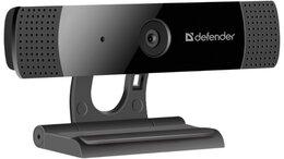 Веб-камеры - Defender Веб-камера G-lens 2599 FullHD 1080p, 2МП, 0