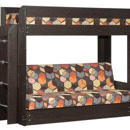 Кровати - Диван-кровать двухъярусная, 0