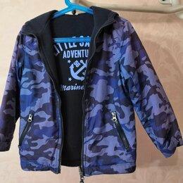 Куртки и пуховики - Куртка осенняя двухсторонняя, 0