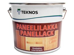 Лаки - Лак акрилатный Teknos Paneelilakka Панеллилакка…, 0