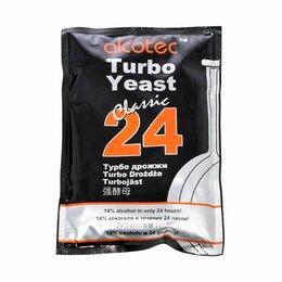 Ингредиенты для приготовления напитков - Дрожжи спиртовые ALCOTEC Classic 24 Turbo, 0