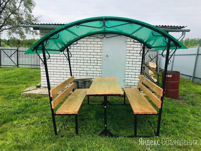 Беседка садовая по цене 19900₽ - Комплекты садовой мебели, фото 0