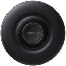 Зарядные устройства и адаптеры - Беспроводное зарядное устройство SAMSUNG EP-P3105, 0