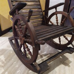Стулья, табуретки - Кресло-качалка, 0