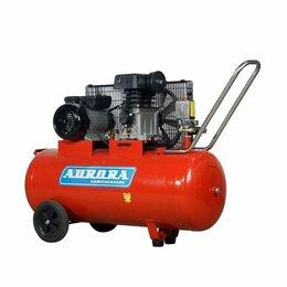 Воздушные компрессоры - Компрессор Aurora storm-100 turbo, 0