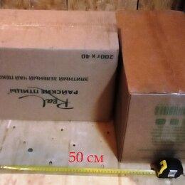 Корзины, коробки и контейнеры - Коробки картонные очень прочные разные размеры., 0