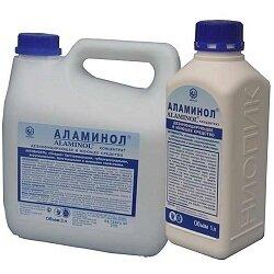 Дезинфицирующие средства - Аламинол, 0