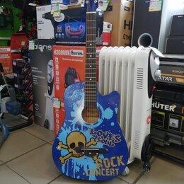 Акустические и классические гитары - Гитара Belucci, 0