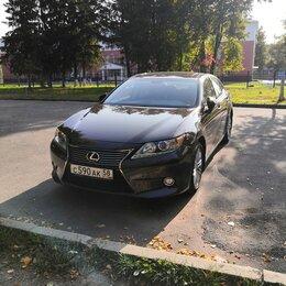 Транспорт и логистика - Услуги комфортабельного автомобиля Lexus ES по России, 0