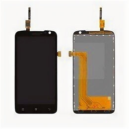 Дисплеи и тачскрины - Дисплей Lenovo S820, 0
