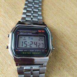 Наручные часы - часы электронные, 0