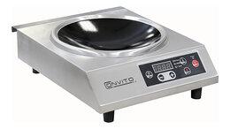 Промышленные плиты - Плита индукционная Convito Q6 WOK, 0