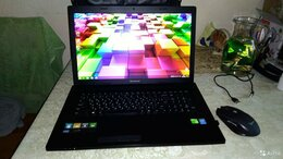 """Ноутбуки - Lenovo G710 HD+ 17,3"""" Intel Core i5, 2 видео…, 0"""