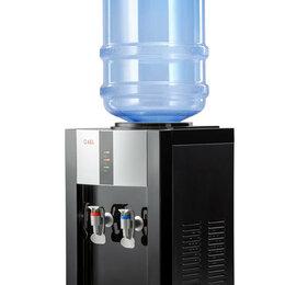 Кулеры для воды и питьевые фонтанчики - Кулер для воды AEL-TK-47 black/silver, 0