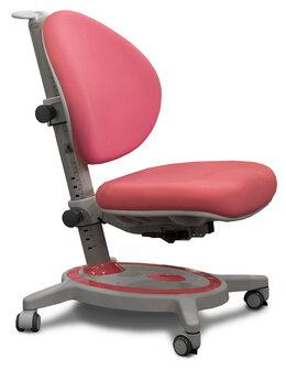 Компьютерные кресла - Кресло Stanford ортопедическое розовое однотонное, 0