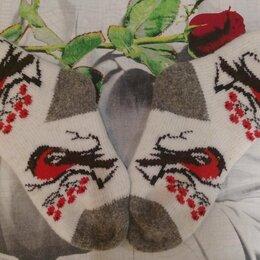 Носки - Детские шерстяные носки (новые), р.20-22, 0