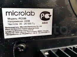 Компьютерная акустика - Акустическая система 2.1 Microlab FC330, 0