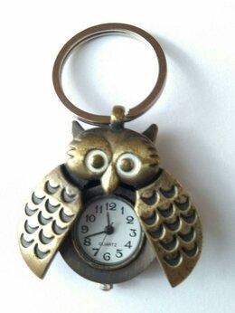 """Карманные часы - Часы-подвеска """"Сова"""", 0"""