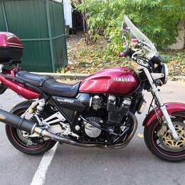 Мототехника и электровелосипеды - Yamaha XJR 1200 в отличном состоянии, 0