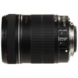 Объективы - Canon EF-S 18-135mm f/3.5-5.6 IS, 0