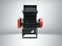 Производственно-техническое оборудование - Дробилка роторная 800мм для твёрдого пластика, 0