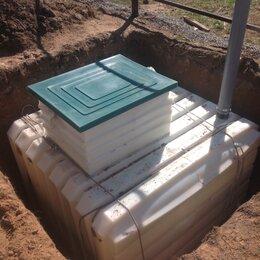 Аксессуары и комплектующие - Пластиковый погреб, 0