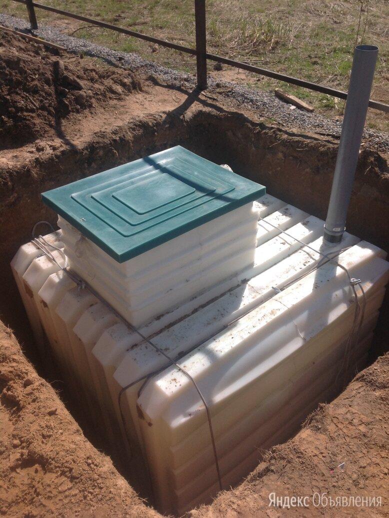 Пластиковый погреб по цене 147000₽ - Аксессуары и комплектующие, фото 0